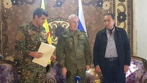 YPG ile toplantı sonrası Rusya'dan ilk açıklama