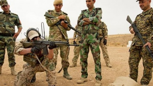 Bir ülke daha Peşmerge'ye askeri eğitim verecek