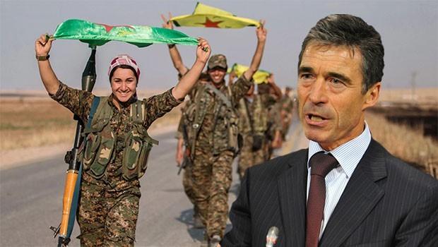 NATO eski Genel Sekreteri: YPG konusu yol ayrımına sürükleyebilir!