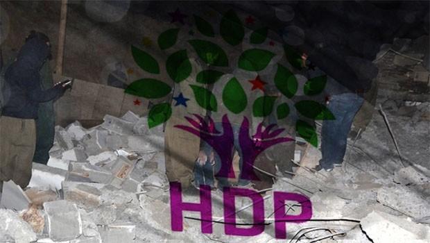 HDP'den Maxmur saldırısı açıklaması