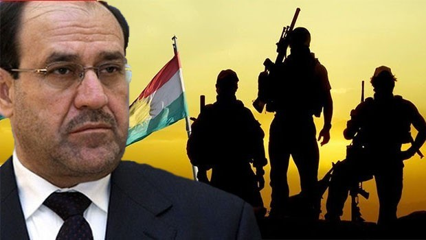 Maliki'nin IŞİD mesajında Peşmergeye övgü!