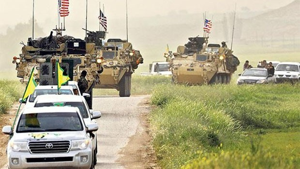 Amerika YPG'ye yardımı kesmeyecek