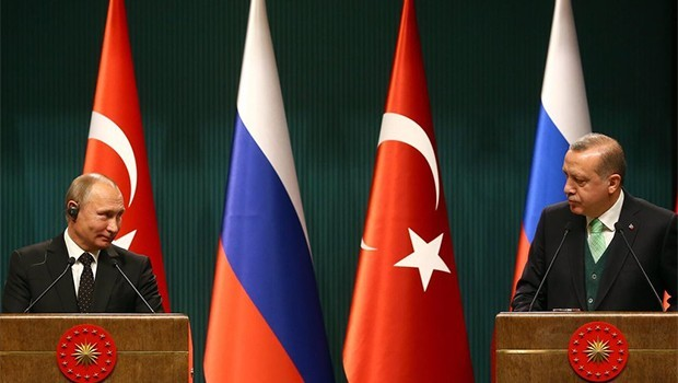 Erdoğan Putin görüşmesi: Suriye ve Kudüs konuları ele alındı