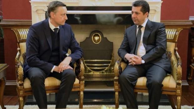 Mesrur Barzani: Bağdat diyalogdan kaçıyor