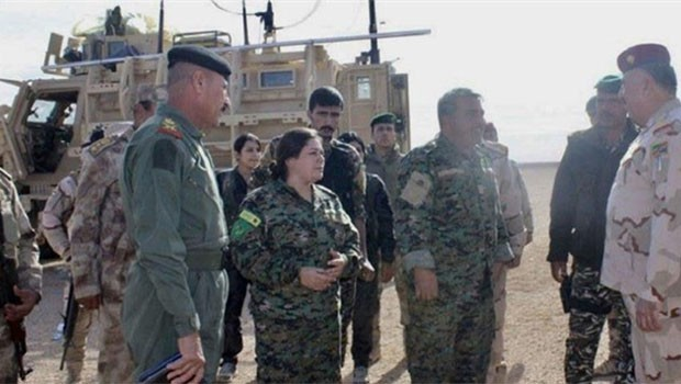 SDG'den Irak ordusu ile ortak koordinasyon merkezi!