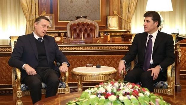 Almanya: Diyalogda güçlü bir Kürdistan Hükümeti'ni destekliyoruz