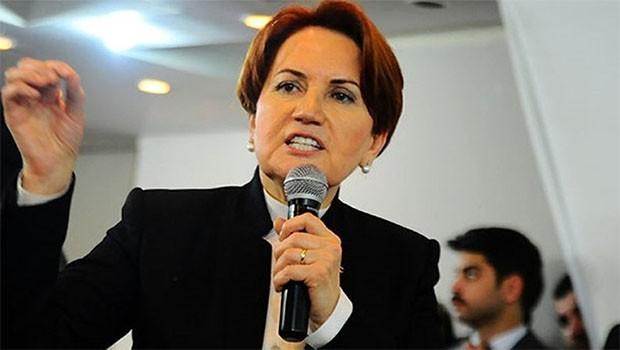 Meral Akşener, partisinin oy oranını açıkladı!