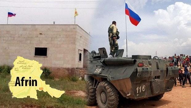 Rusya'nın 'asker çekme' açıklaması Efrin'i etkiler mi?