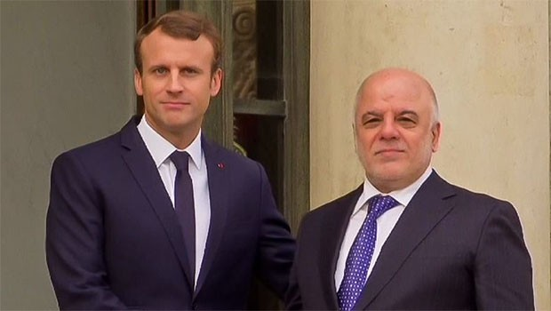 Abadi Paris'te Peşmergeyi övdü