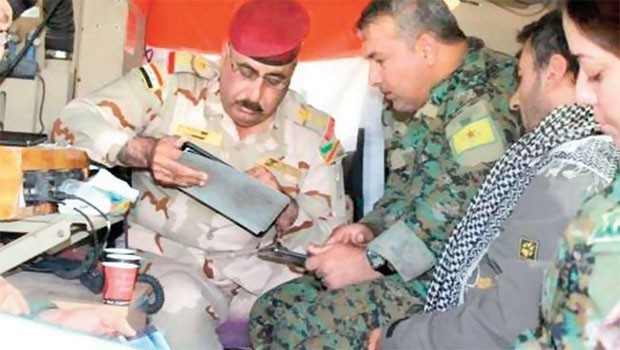 Irak Ordusundan DSG iddialarına yalanlama!
