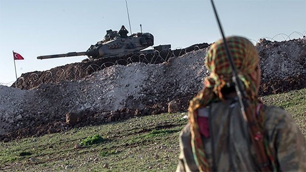 Türk Ordusu ve YPG arasında çatışma!