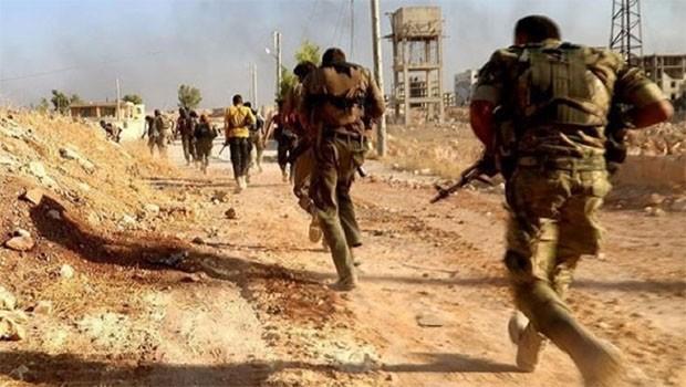 7 İran Askeri Suriye'de öldürüldü