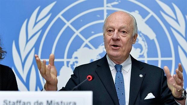 BM Özel Temsilcisi: Suriye parçalanabilir!