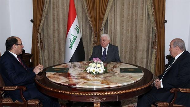 Irak Cumhurbaşkanlığı'ndan acil 'Kerkük' çağrısı!