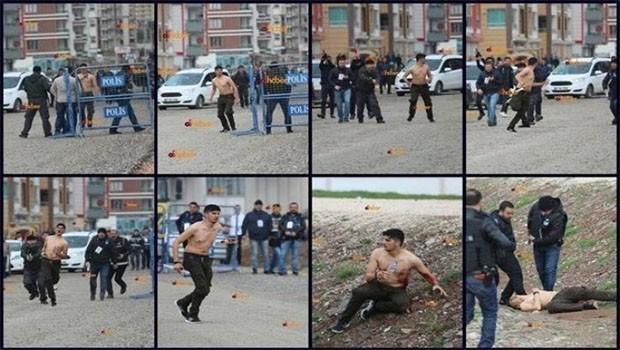 Kemal Kurkut'u vuran polisin tutuklanması talep edildi