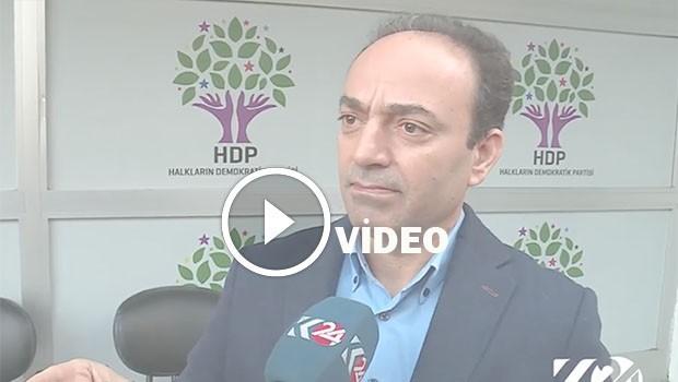 Osman Baydemir: Kürdistan bir realitedir, inkar edilemez