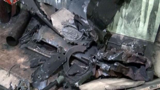 Erbil'de soba patladı: 5'i ağır, 7 yaralı