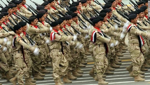 Irak Ordusu, IŞİD zaferinde Peşmerge ve Koalisyona yer vermedi!