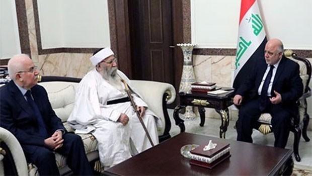 Ezidi Liderden Abadi'ye diyalog çağrısı