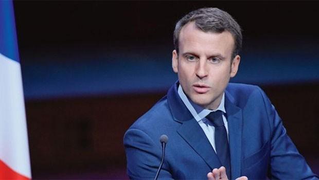 Macron net konuştu: Esad hesap verecek!