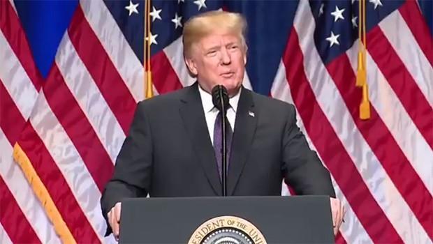 Trump, ulusal güvenlik stratejisini 'dört maddede' açıkladı
