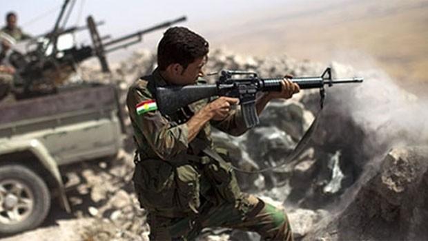 Peşmerge ile IŞİD arasında çatışma!