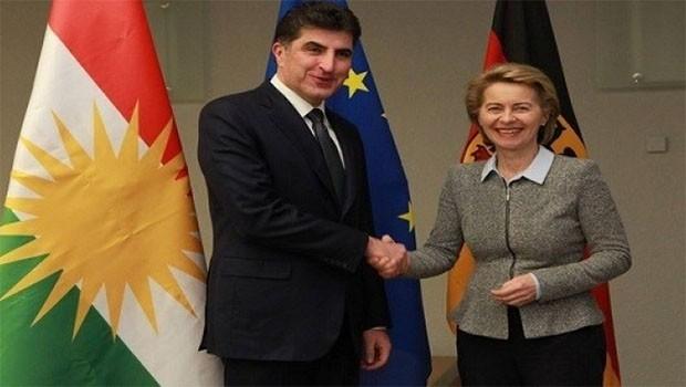 Almanya: Peşmerge'ye desteğimiz devam edecek