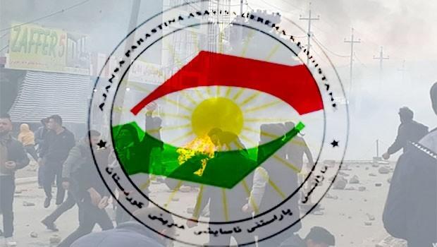 Güvenlik Konseyi: Gösteriler Bağdat'a yönelik olmalı!