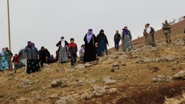 Diyarbakır'da mezarlar ortadan kayboldu! Köylüler isyan etti