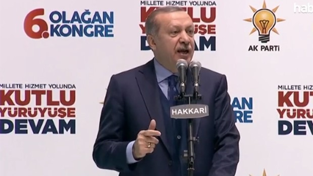 Erdoğan: Yayla yasağını kaldırıyoruz