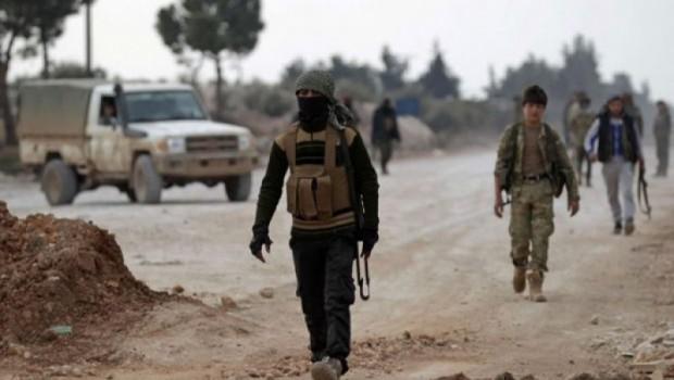 Bab'da ÖSO 40 Kürdü kaçırdı