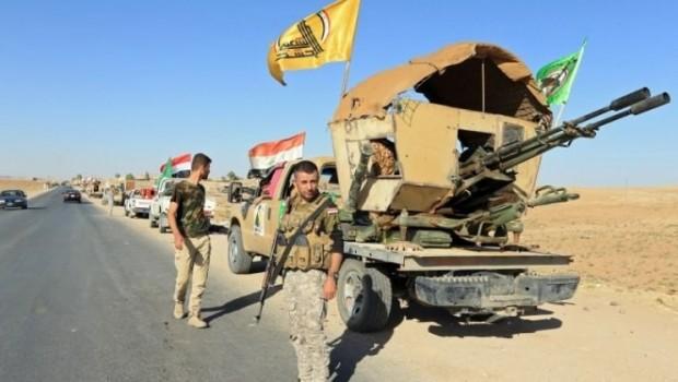 Irak'ta sınırlar artık Haşdi Şabi'nin!