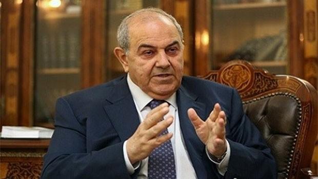 Allawi'den Abadi'ye: Kürt halkının cezalandırılması kabul edilemez