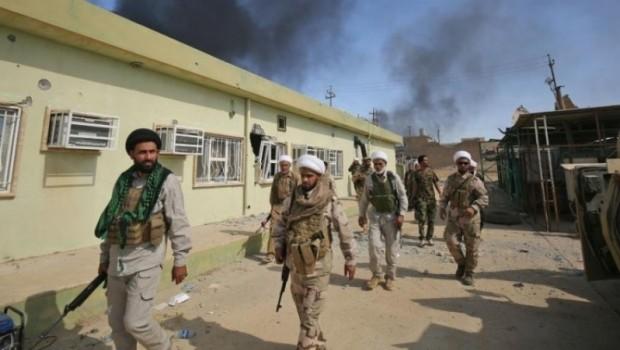 Haşdi Şabi'de Arap-Türkmen gruplar arasında çatışma