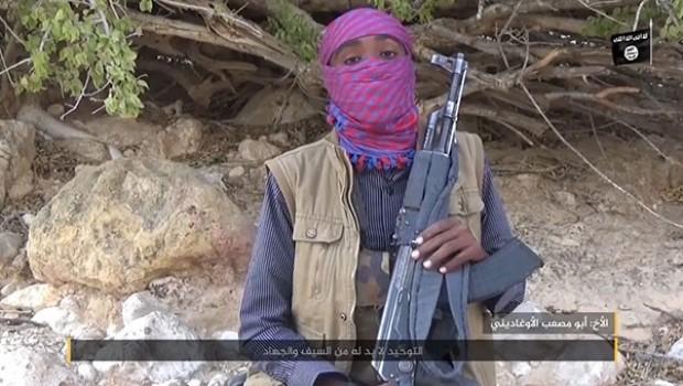 IŞİD bir ülkede daha ortaya çıktı! İlk kez yayınladılar...