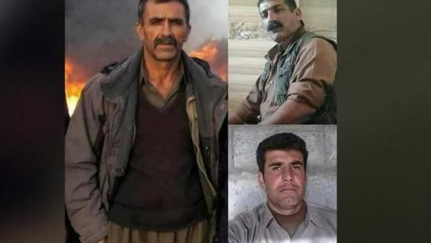 IŞİD'in kaçırdığı 3 Kürdün cenazesi bulundu