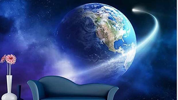 Rusya'dan uzayda Dünya manzaralı otel