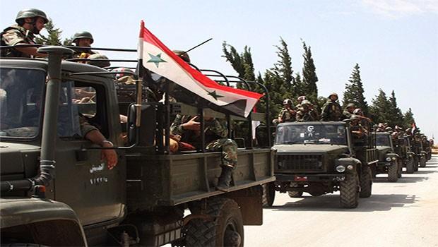 Rusya'dan flaş açıklama... Suriye'de ABD üssü ablukaya alındı!