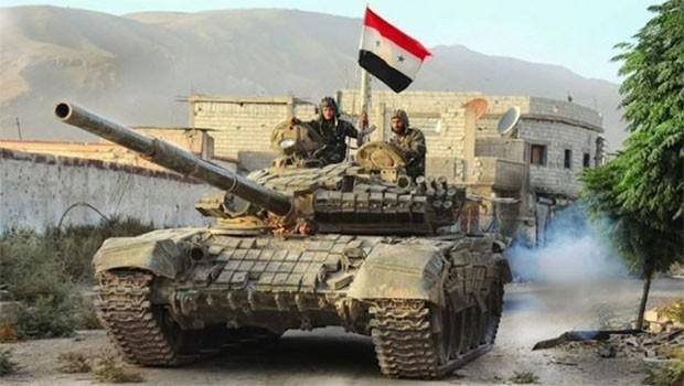 Suriye Ordusu DSG'ye saldırı hazırlığında