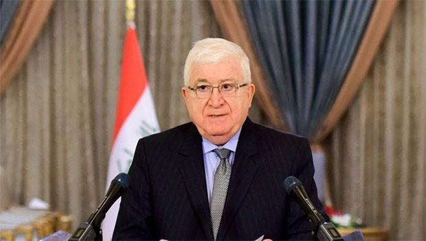 Irak Cumhurbaşkanı: Sorunların tek bir çözüm yolu var!