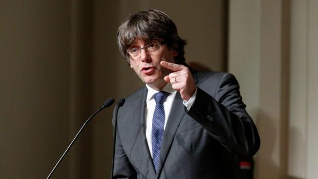 Puigdemont'tan İspanya'ya çağrı
