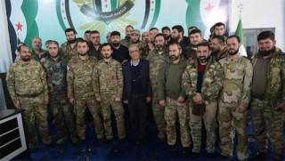 Suriye'de kritik gelişme! Esad ve YPG'ye karşı 'Milli ordu' kuruldu...