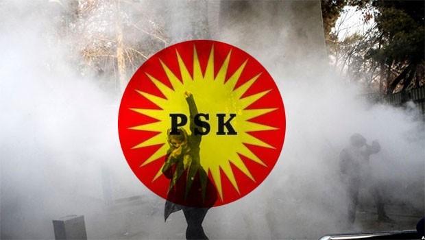 PSK: İran halklarının direnişini destekliyoruz