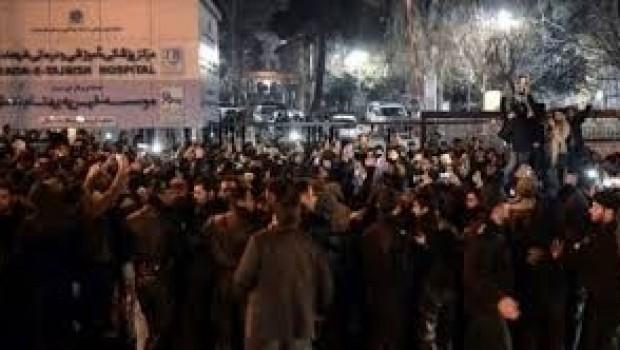 Rusya'dan İran açıklaması: Dış müdahale kabul edilemez