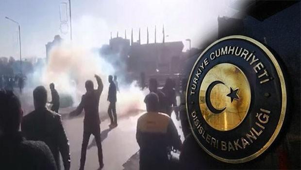 Türkiye: İran'daki gelişmelerden endişeliyiz