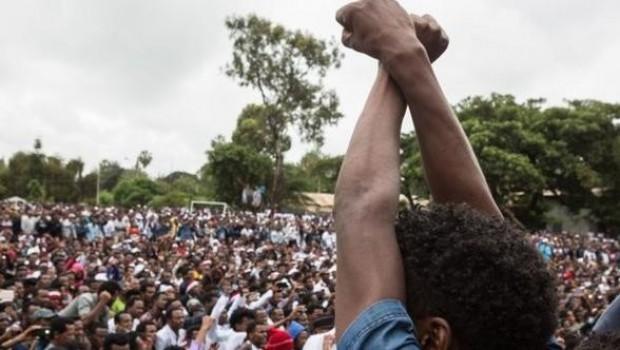 Etiyopya' tüm siyasi mahkûmları serbest bırakıyor