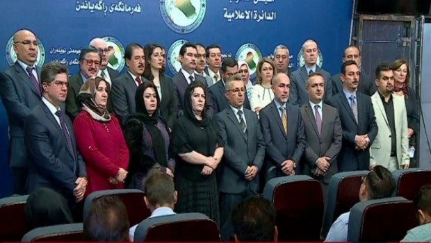 Kürdistan İttifakı'nın birliği oturum erteletti!