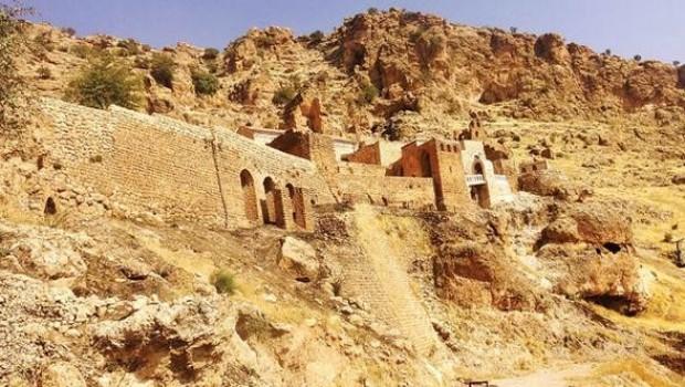 Mardin'in Mor Evgin Manastırı keşfedilmeyi bekliyor