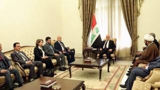 3 Kürt partisi Irak Başbakanı'nı kutladı!