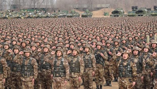 Çin liderinden 'savaşa ve ölmeye hazır olun' emri